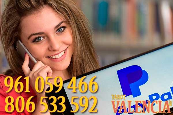 Disfruta consultando el tarot por Paypal, un método de pago muy seguro