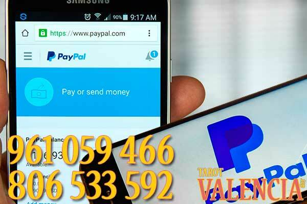¿Cómo crear una cuenta para pagar mi consulta de tarot por Paypal?