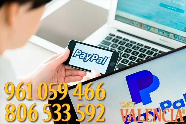 ¿Qué debo hacer para consultar el tarot pagando por Paypal?